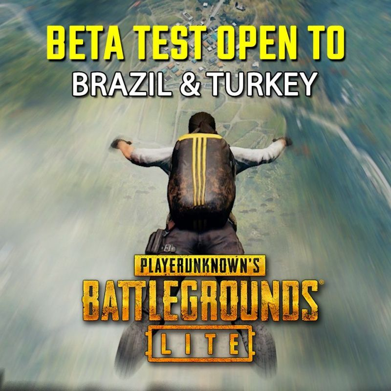 PUBG Lite PC is now available in Brazil and Turkey with some