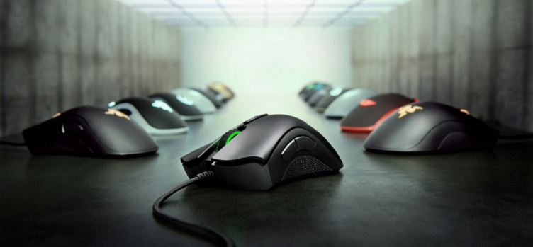Razer DeathAdder goes down in history with 10 million sales