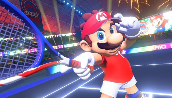 Good news for Mario Tennis Aces players