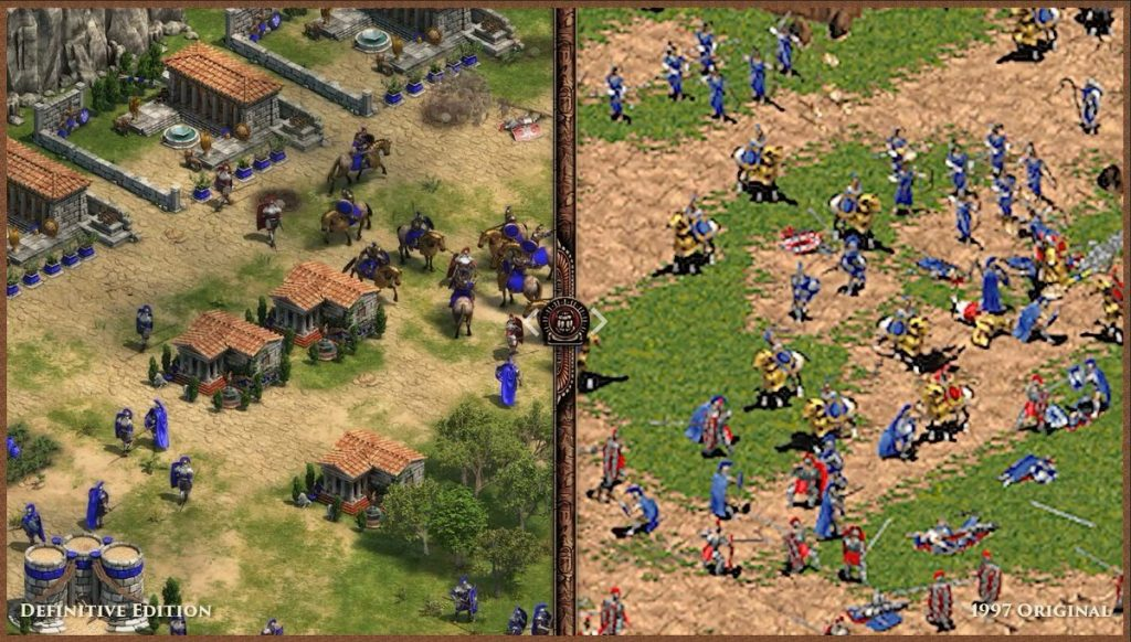 Age of Empires II Definitive Edition Release Date Announced