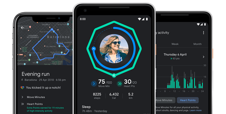 Google Fit' Android and iOS Update Bringing New Features