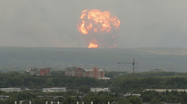 Nuclear Explosion in Russia Second Chernobyl Case