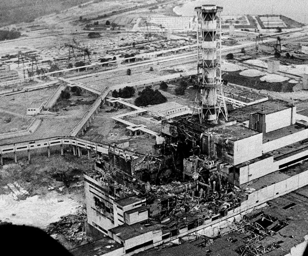 Nuclear Explosion in Russia Second Chernobyl Case2