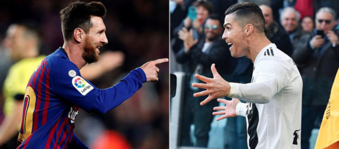 Scientists Announced Which of Ronaldo and Messi are Better Footballers