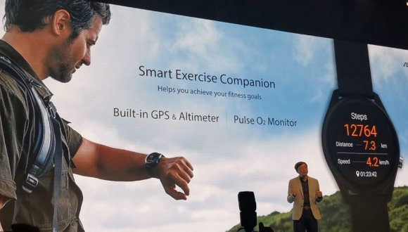 Asus VivoWatch SP is introduced Here are the features
