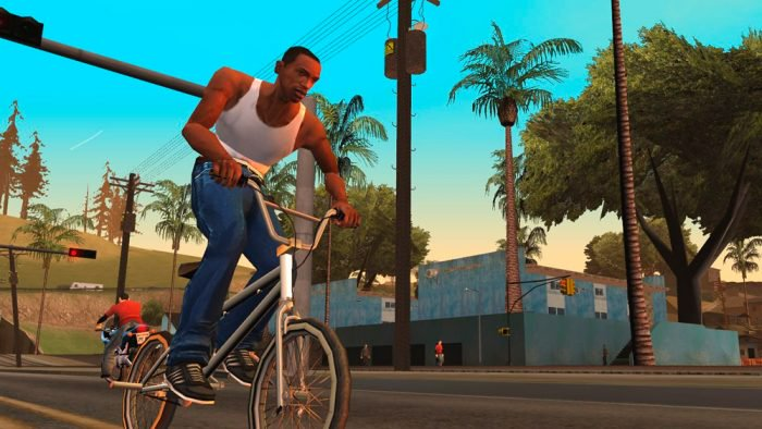 Rockstar Games now has its own PC shop gifted by GTA San Andreas