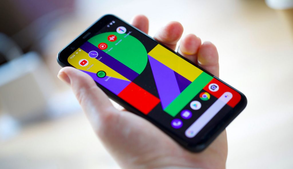 DisplayMate rated Pixel 4 XLs OLED display as high as possible