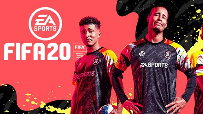 FIFA 20 is at the top of the bestseller list