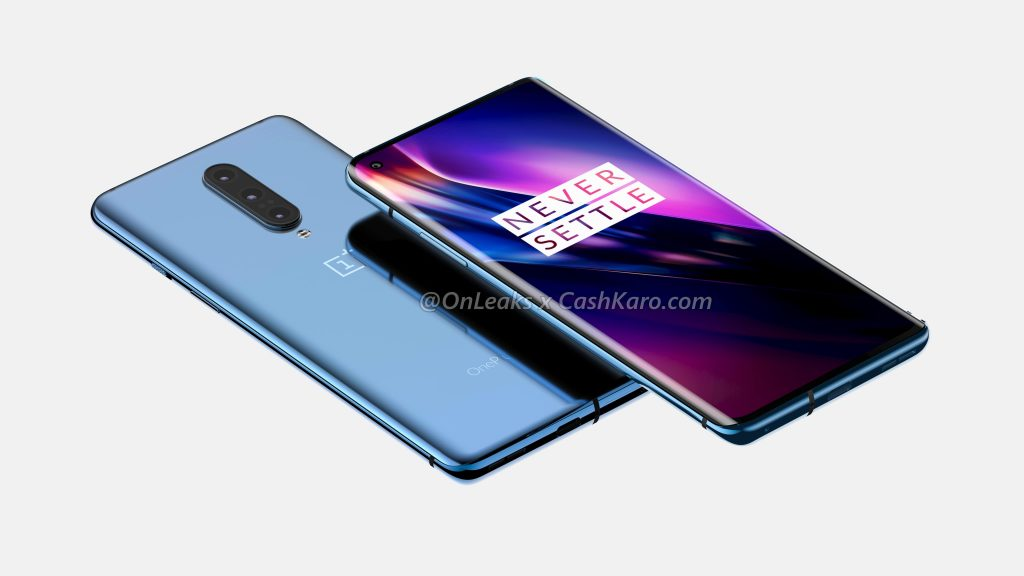 First OnePlus 8 images dropped to the Internet
