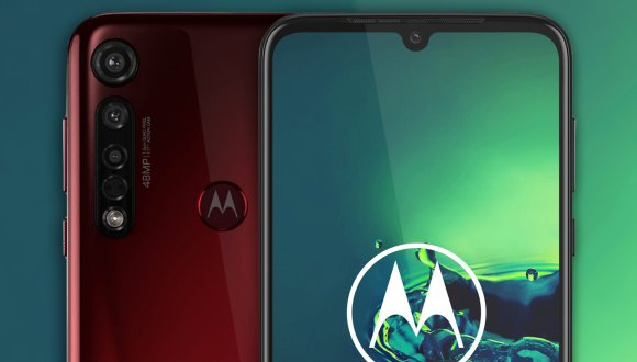 Moto G8 Plus showed performance test