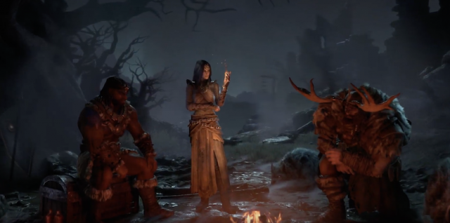 Diablo IV officially announced gameplay video has arrived