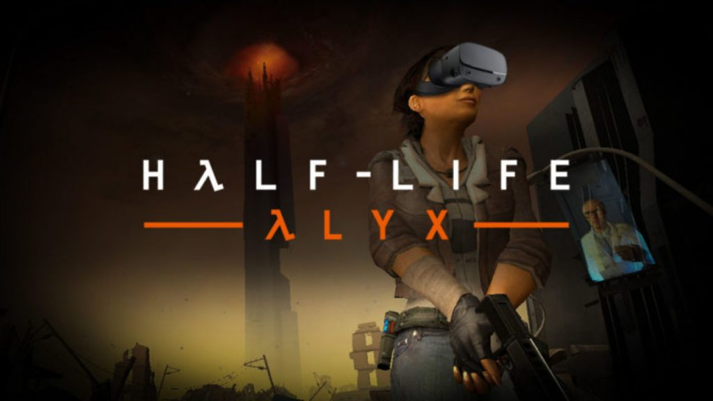 Half Life Alyx confirmed will be introduced on Thursday