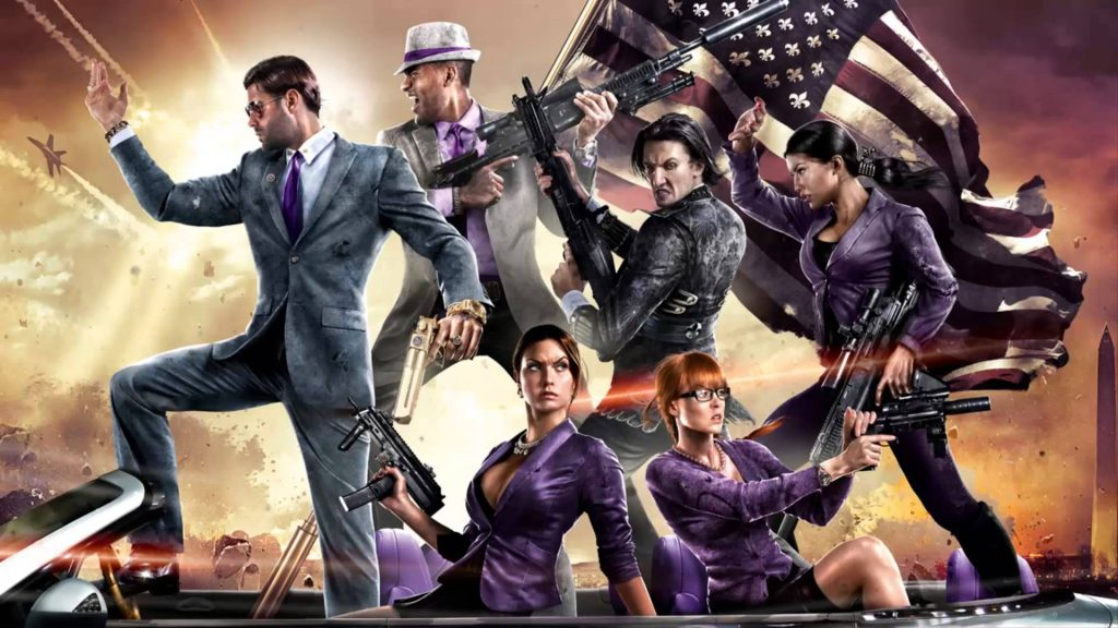 New Saints Row will be announced in 2020