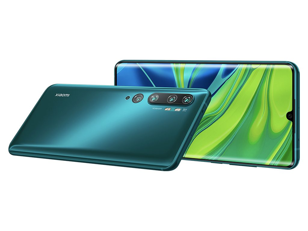 Xiaomi Mi Note 10 and Mi Note 10 Pro officially introduced2