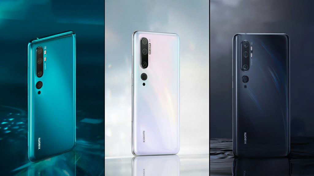 Xiaomi Mi Note 10 and Mi Note 10 Pro officially introduced3