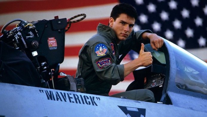 New introductory video for Top Gun Maverick