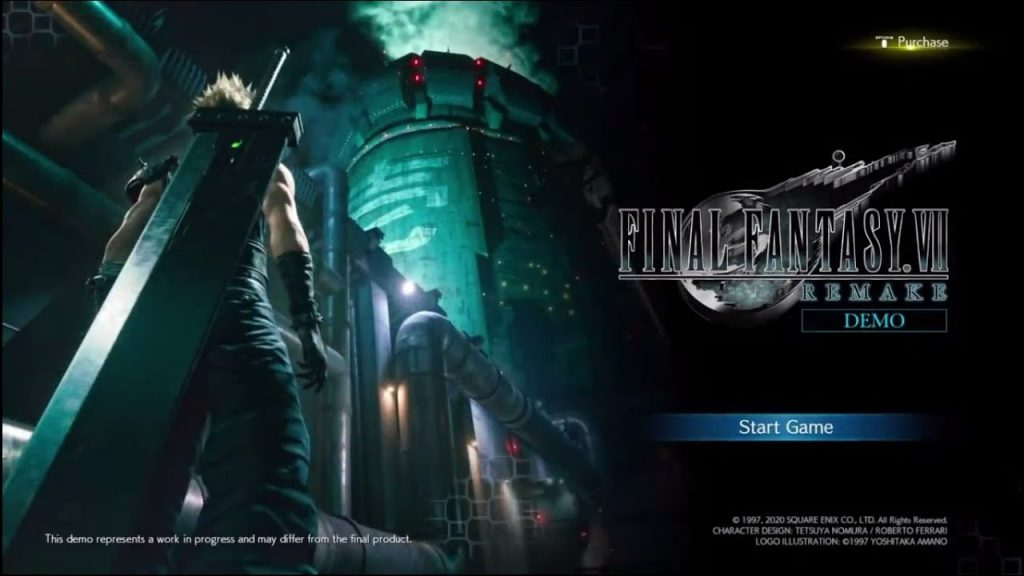 Final Fantasy VII Remake leaked with gameplay videos of the opening and demo