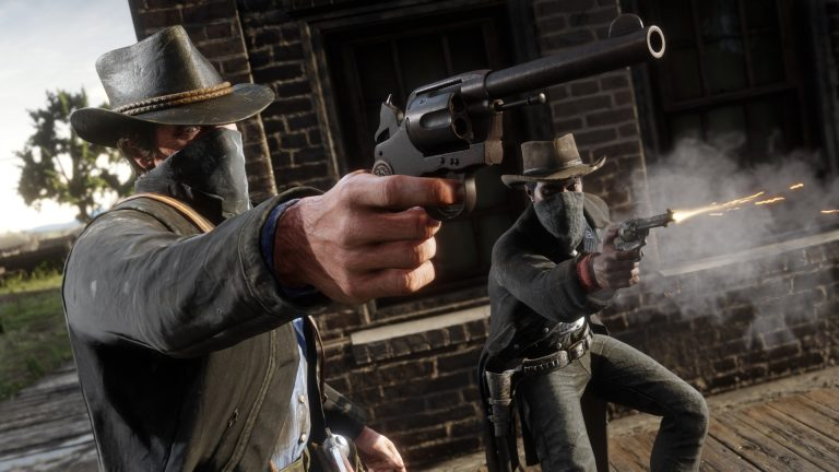 Grand Theft Auto 5 And Red Dead Redemption 2 Combined Have Shipped 150 Million Units
