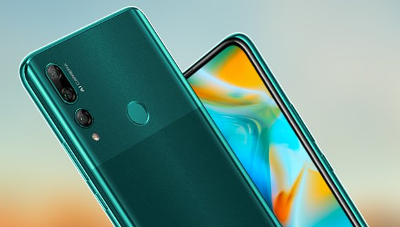Huawei Y9 Prime released the expected update for 2019