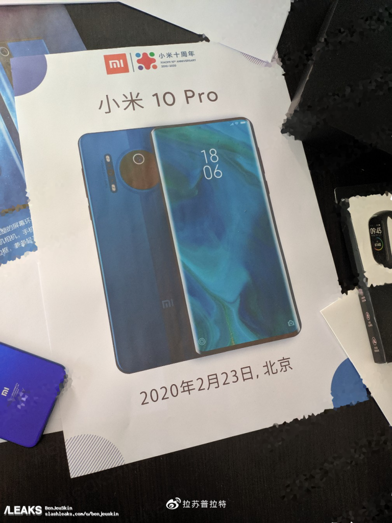 Www Pro Design Com mi 10 pro design and introduction date appeared! - is the