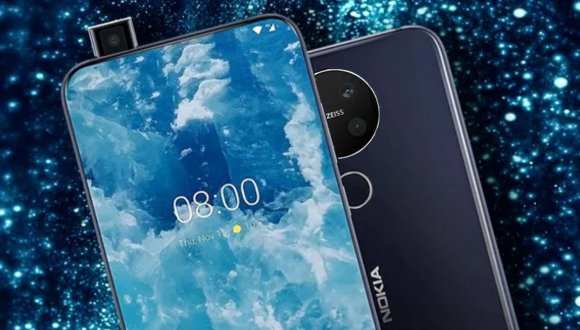 Nokias first Android 10 phone