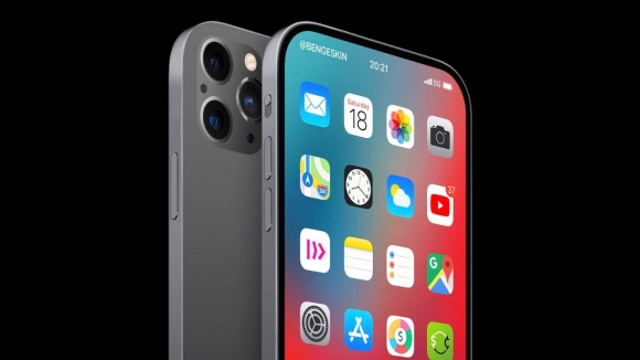 iPhone 13 concept without leaving the iPhone 12