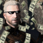 The money the Witcher 3 earns to its producer continues to surprise