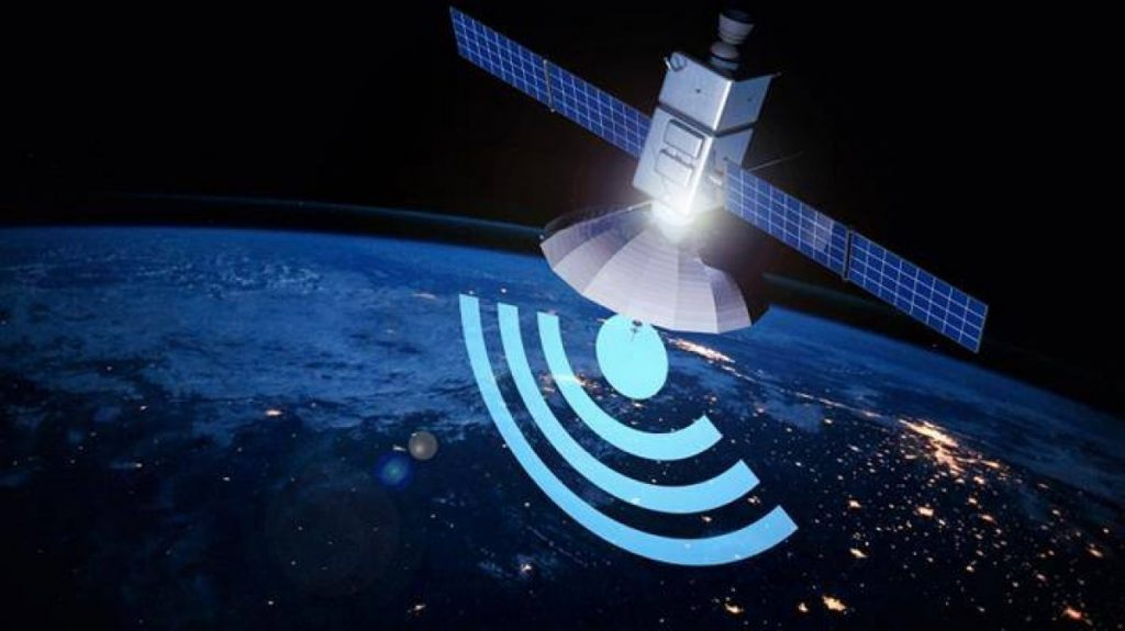 Approved Amazon Internet project from space 2