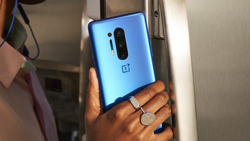OnePlus 8T tested for performance