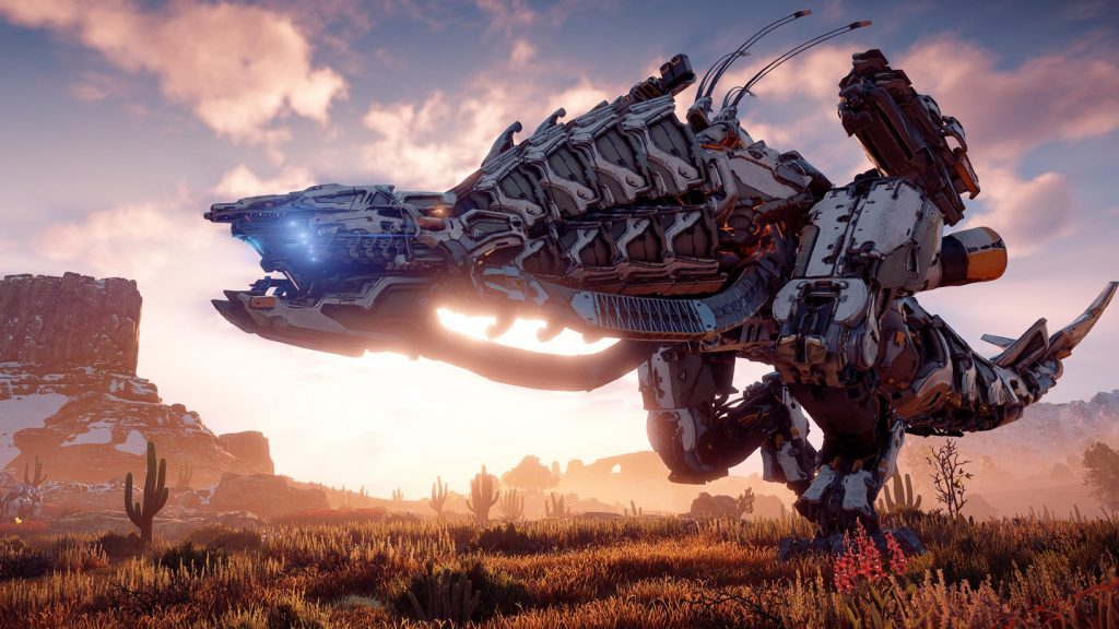 System requirements for Horizon Zero Dawn PC declared