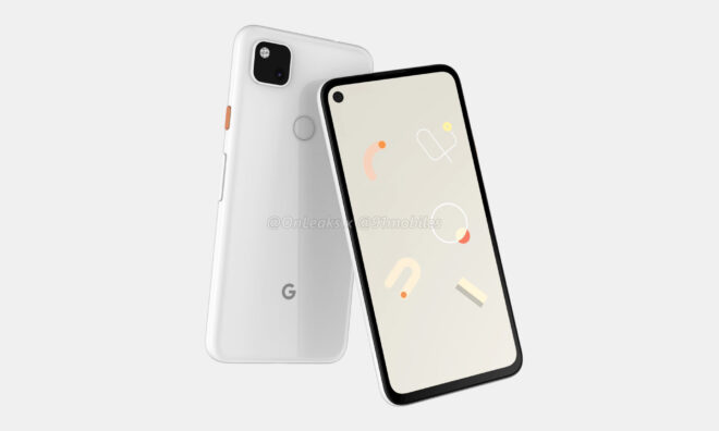 The date of the presentation of the Google Pixel 4 became known
