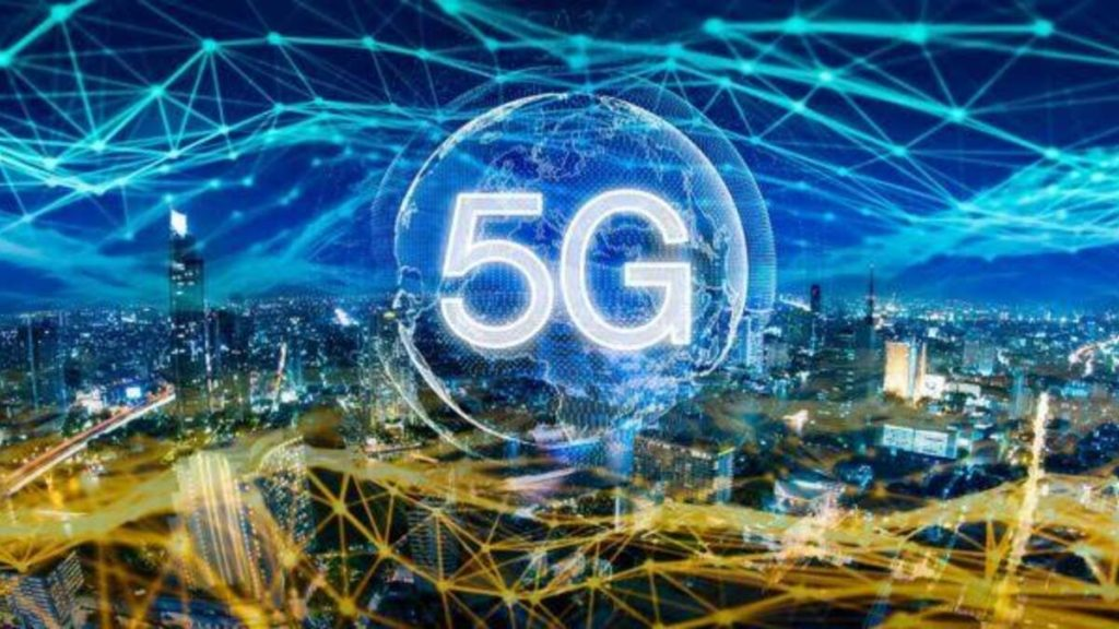 Announced countries with maximum speed 5G