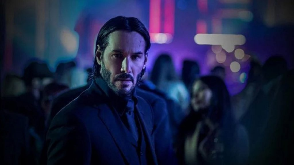 Announced the start date of filming John Wick 5
