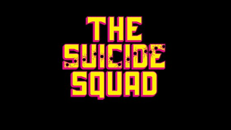 Behind the scenes footage from the Suicide Squad movie