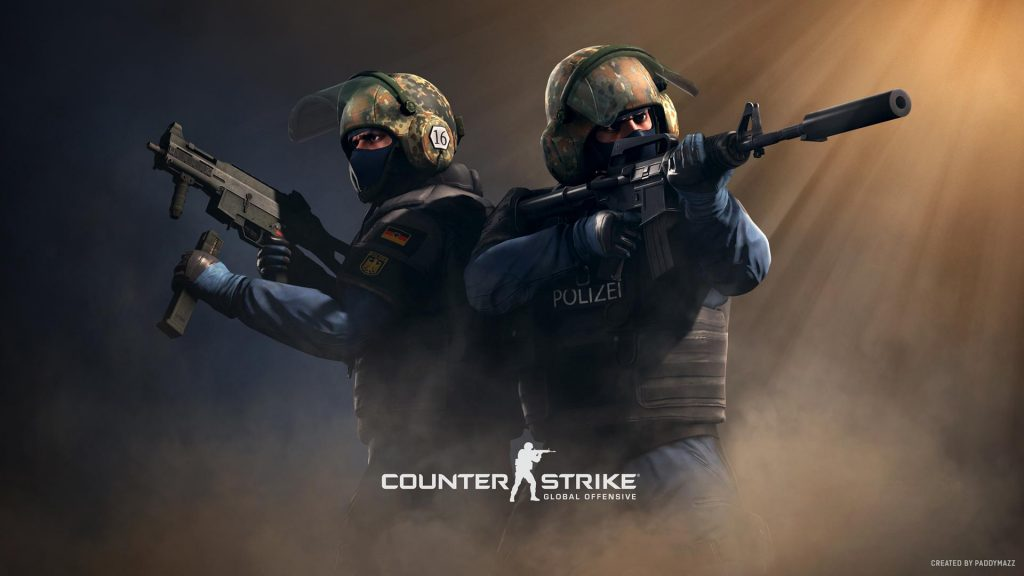 CS GO eighth year update released Whats New