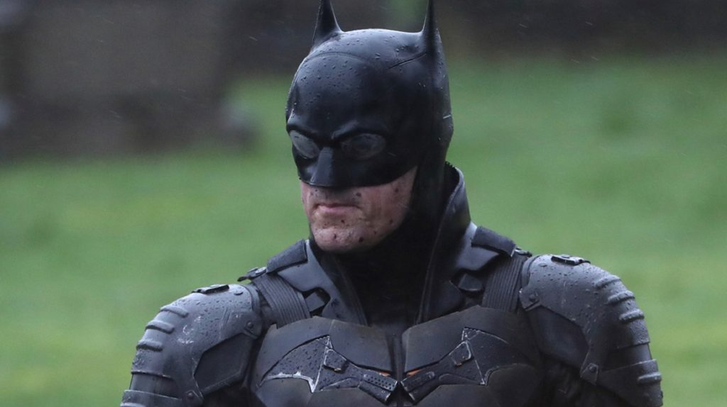 The first details from Batmans new movie 1