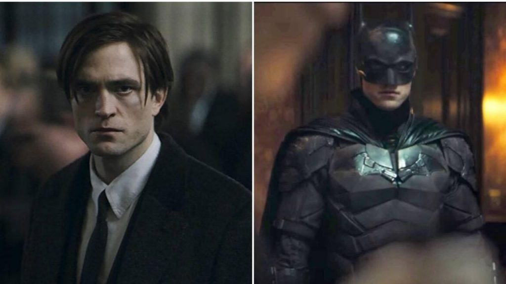The first trailer of The Batman movie with Robert Pattinson