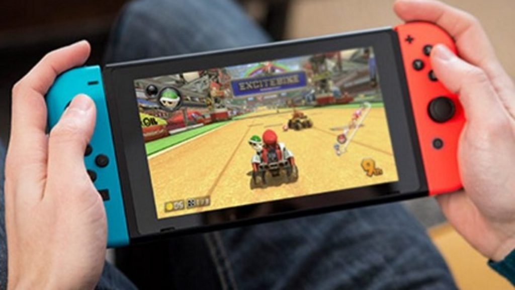 The new Nintendo Switch is on its way the biggest innovation