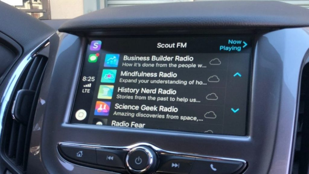 Apple buys Scout FM podcast app