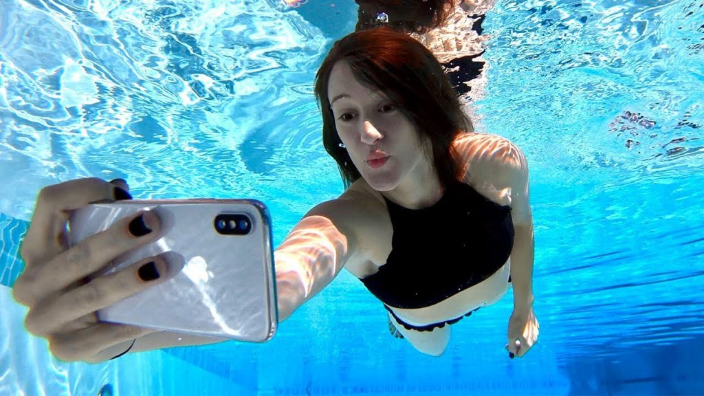 Apple will enter underwater photography with iPhone