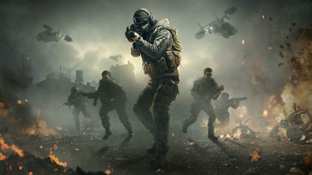 Call of Duty Mobile is the first leak for season 11
