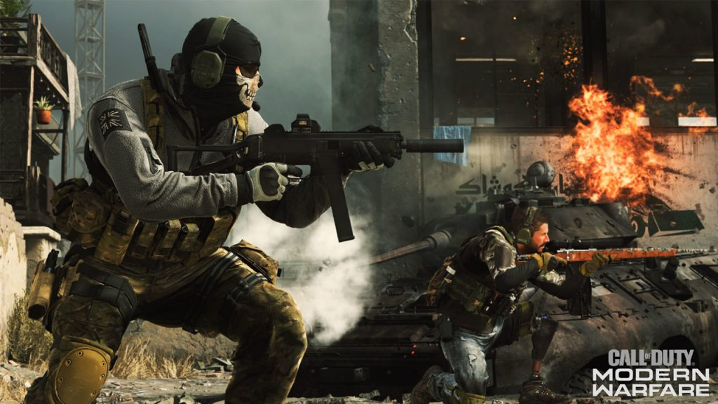 Call of Duty accounts can be in danger