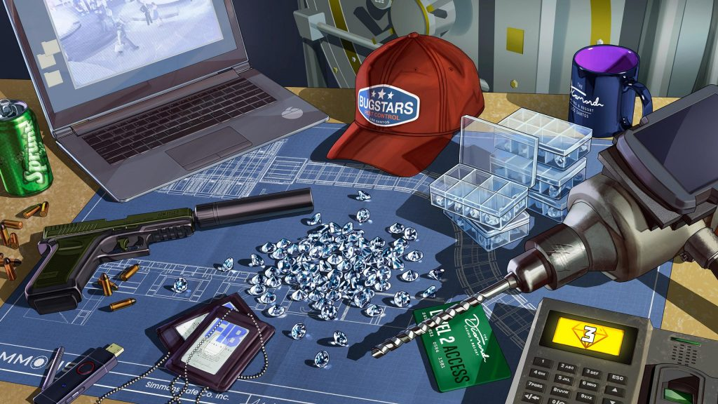 Diamonds That Caught Casino Heist Loot Are Back In GTA Online scaled