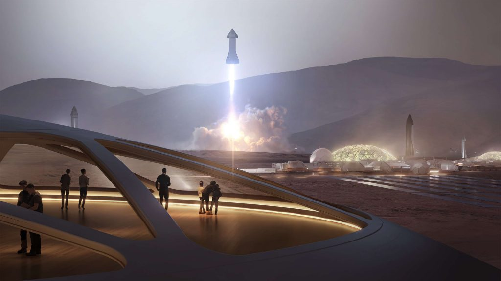 Elon Musk Those who go to Mars are likely to die 1