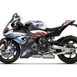 First M series motorcycle BMW M1000RR introduced