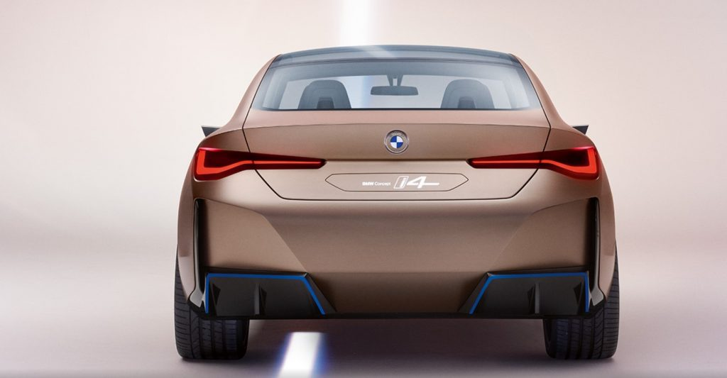First electric M model to be introduced in BMW i4 M 2021 1