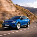 Fully electric SUV Volkswagen ID.4 introduced