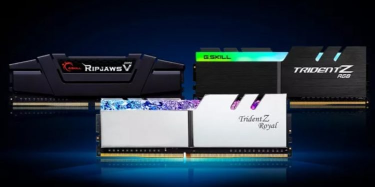G.Skill Introduces Low Latency DDR4 Memory