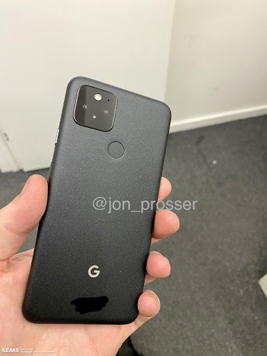 Google Pixel 5 was viewed live hours before its introduction 1