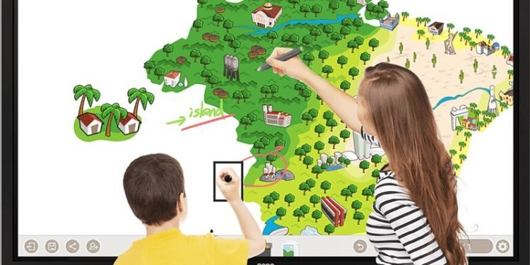 Google and BenQ Partnership in Education